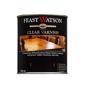 Clear Varnish 500Ml