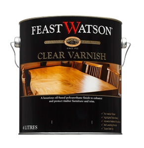 Clear Varnish 4L