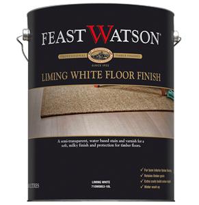 Liming White Floor Finish 10L