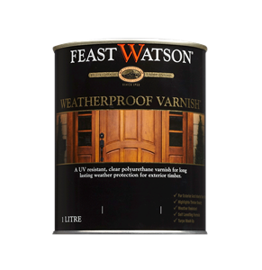 Weatherproof Varnish 1L