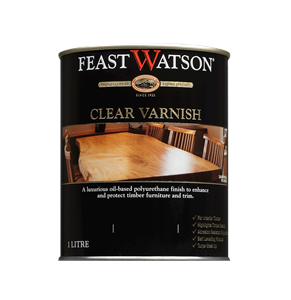 Clear Varnish 1L