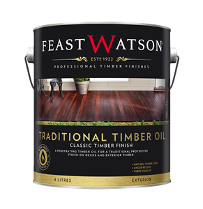 Traditional Timber Oil 4L