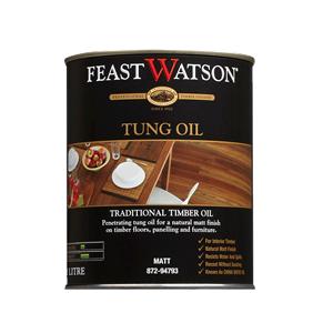Tung Oil 1L