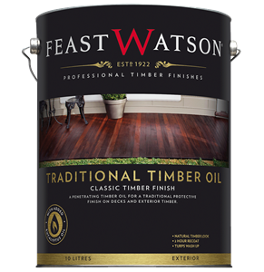 Traditional Timber Oil 10L