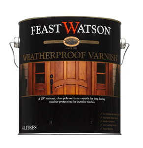 Weatherproof Varnish 4L